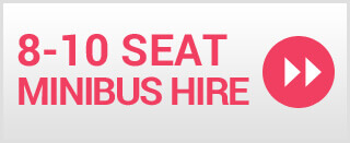 8-10 Seater Minibus Hire Reading